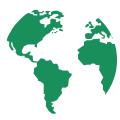 De wereld klimaatneutraal